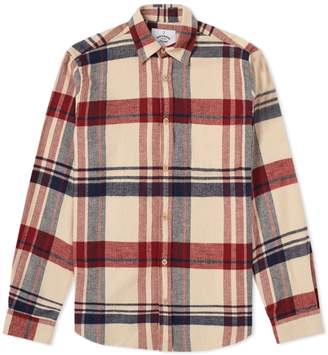 Portuguese Flannel Coachella Check Shirt