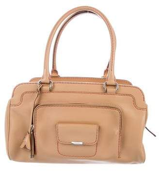 Tod's Smooth Leather Shoulder Bag