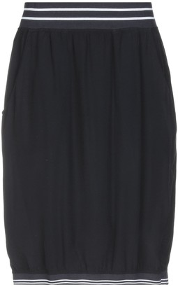 European Culture Knee length skirts