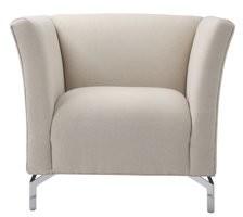 Mid-Century MODERN Sandy Wilson Camilla Chair, Sky Neutral