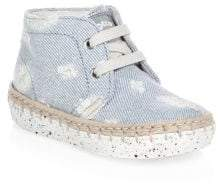 Naturino Baby's& Toddler's Falcotto Distressed Denim Shoes