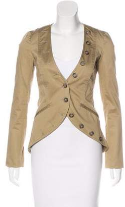 Elizabeth and James Button-Up Casual Jacket