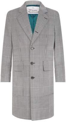 Vivienne Westwood Patchwork Check Coat