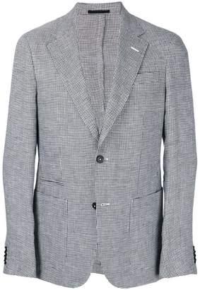 Ermenegildo Zegna checked blazer