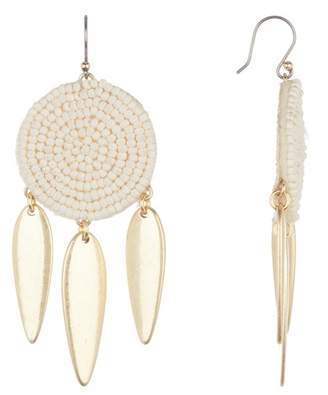 Lucky Brand Seed Bead Earrings
