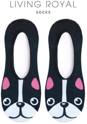 LIVING ROYAL Frenchie Liner Socks