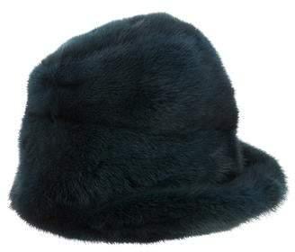 Helen Yarmak Mink Hat