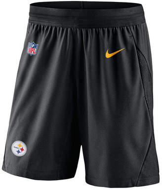 Nike Men's Pittsburgh Steelers Fly Knit Shorts