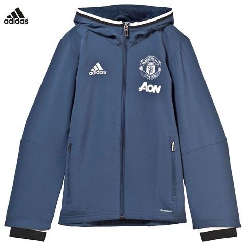 Manchester United Man United FC Pre Match Jacket