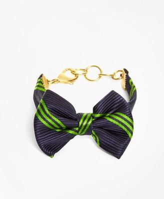 Brooks Brothers Bow Tie Bracelet by Kiel James Patrick