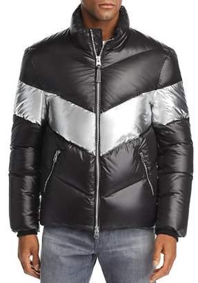 Mackage Greg Color-Block Down Jacket