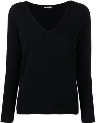 Peserico cashmere V-neck sweater