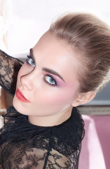 Saint Laurent 'Rouge Volupte' Lipstick - 007 Lingerie Pink