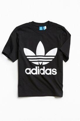 Adidas AC Boxy Tee $40 thestylecure.com