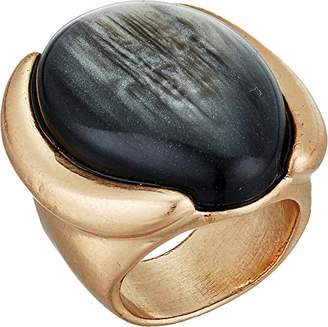 Robert Lee Morris Soho Oval Stone Ring Size