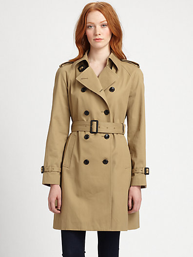 Hunter Classic Trench