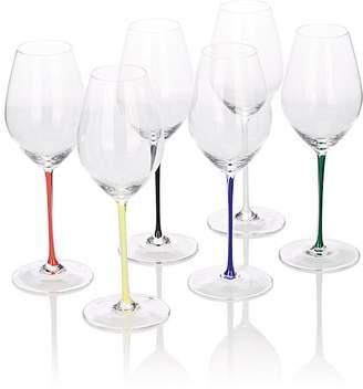 Riedel Fatto A Mano Champagne Wine Glass Gift Set