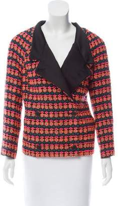 J.Crew J. Crew Neon Tweed Jacket
