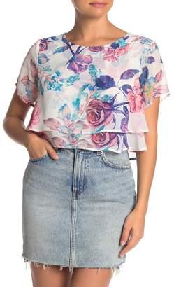 Show Me Your Mumu Candice Floral Crop Top