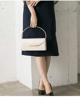 URBAN RESEARCH (アーバン リサーチ) - URBAN RESEARCH COUTURE MAISON サテンBAG アーバンリサーチ バッグ