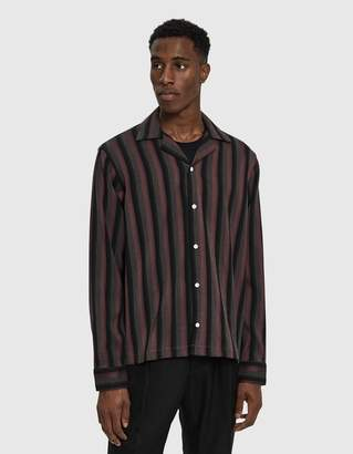 Saturdays NYC Marco Frequency Button Up Shirt