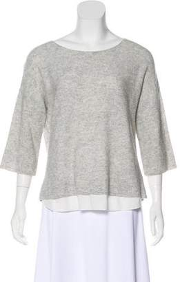 Joie Wool & Cashmere Blend Oversize Sweater