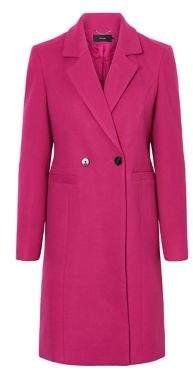 Vero Moda Rambla Cala Double-Breasted Coat