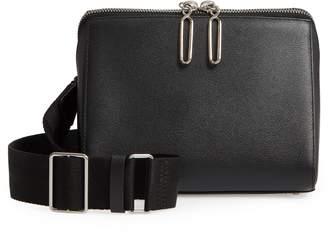 3.1 Phillip Lim Ray Triangle Leather Crossbody Bag