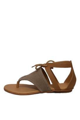 Emu Flat Brown Sandal
