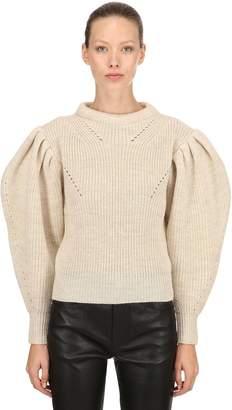 Isabel Marant Brettany Wool Knit Sweater