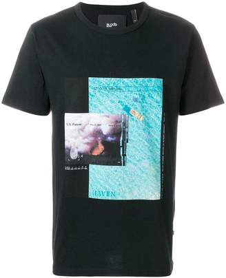 Blood Brother Pool T-shirt