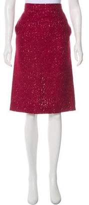 No.21 No. 21 Lace Knee-Length Skirt w/ Tags