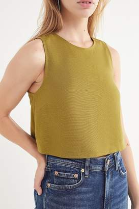 Urban Outfitters Shell Cropped Top