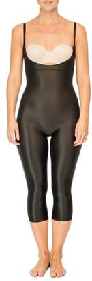 Spanx R) Suit Your Fancy Open-Bust Shaper Catsuit