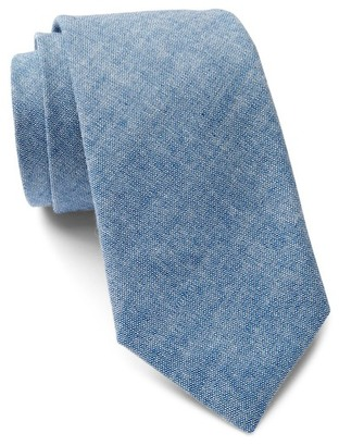 ALEXANDER OLCH Narrow Solid Tie $150 thestylecure.com