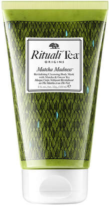 Origins RitualiTea Matcha Madness Revitalizing Cleansing Body Mask