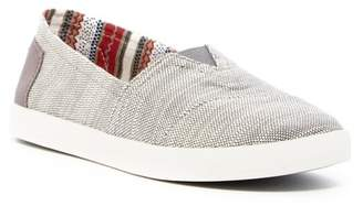 TOMS Avalon Slip-On Sneaker $59 thestylecure.com