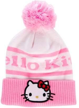 Hello Kitty GCDS Pom-Pom Beanie w/ Tags