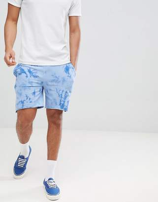 Co Brooklyn Supply Brooklyn Supply jersey shorts tie dye