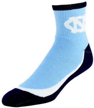 Kohl's Youth North Carolina Tar Heels Grip the Turf Quarter-Crew Socks