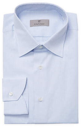 Canali Boxed Modern Fit Shirt