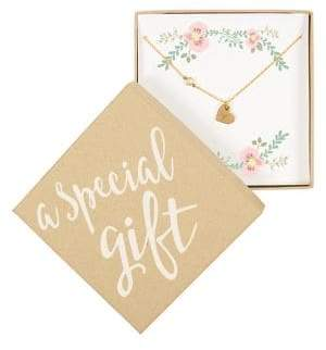 Cathy's Concepts Wedding Party Special Gift Swarovski Crystal Pendant Necklace