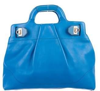 Salvatore Ferragamo Calfskin W Bag
