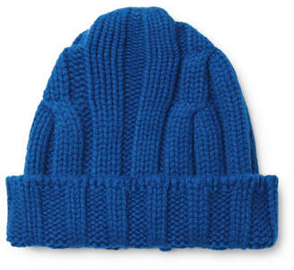 f01a7251f0c Connolly Ribbed Merino Wool And Cashmere-Blend Beanie