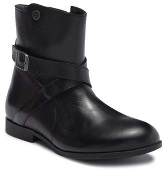 Birkenstock Collins Leather Moto Boot - Discontinued