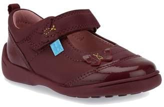Start Rite Girls Start-Rite Red Swing Shoes - Red