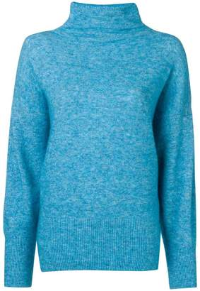 Dagmar Ester turtleneck melange sweater