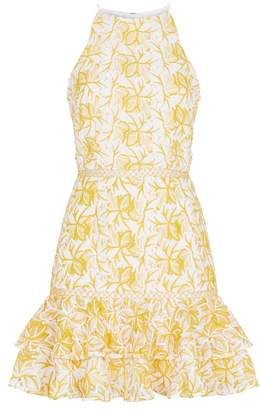 Keepsake The Label Wild Things Lace Mini Dress