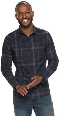 Marc Anthony Men's Slim-Fit 1-Pocket Button-Down Shirt