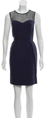 Stella McCartney Sleeveless A-Line Dress w/ Tags Navy Sleeveless A-Line Dress w/ Tags